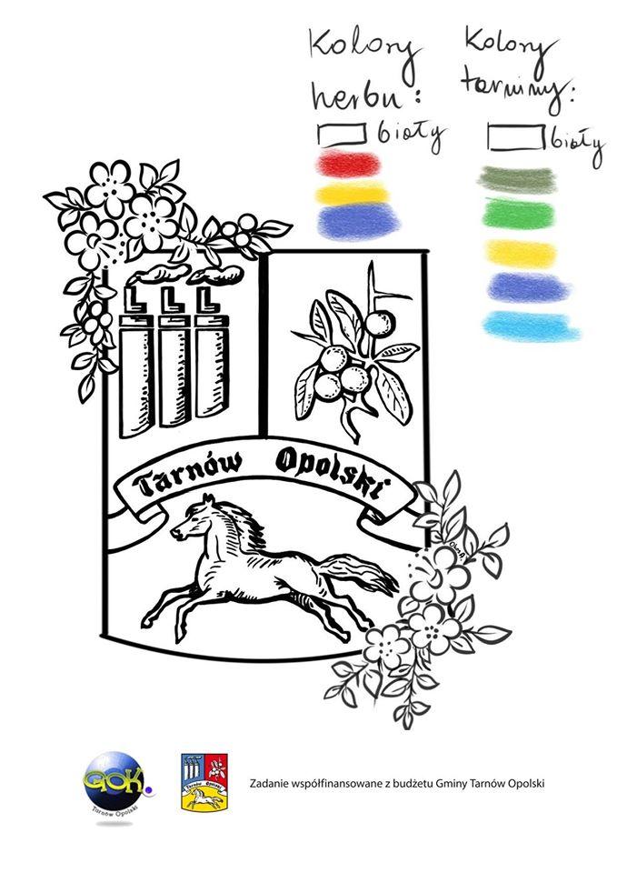 Herb Tarnów Op. - Kolorowanka Okos A..jpeg