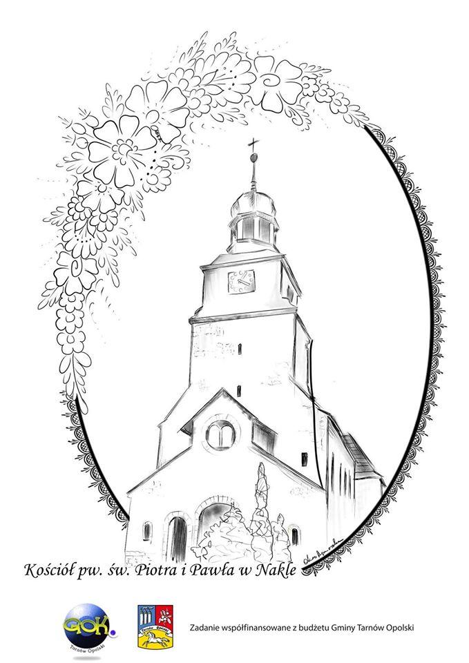 Kolorowanka Nakło kościół - Okos Agnieszka.jpeg