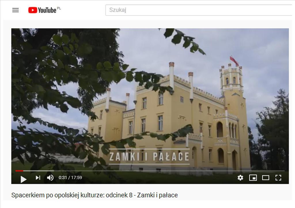 Spacerkiem po opolskiej kulturze - Zamki i pałace.jpeg