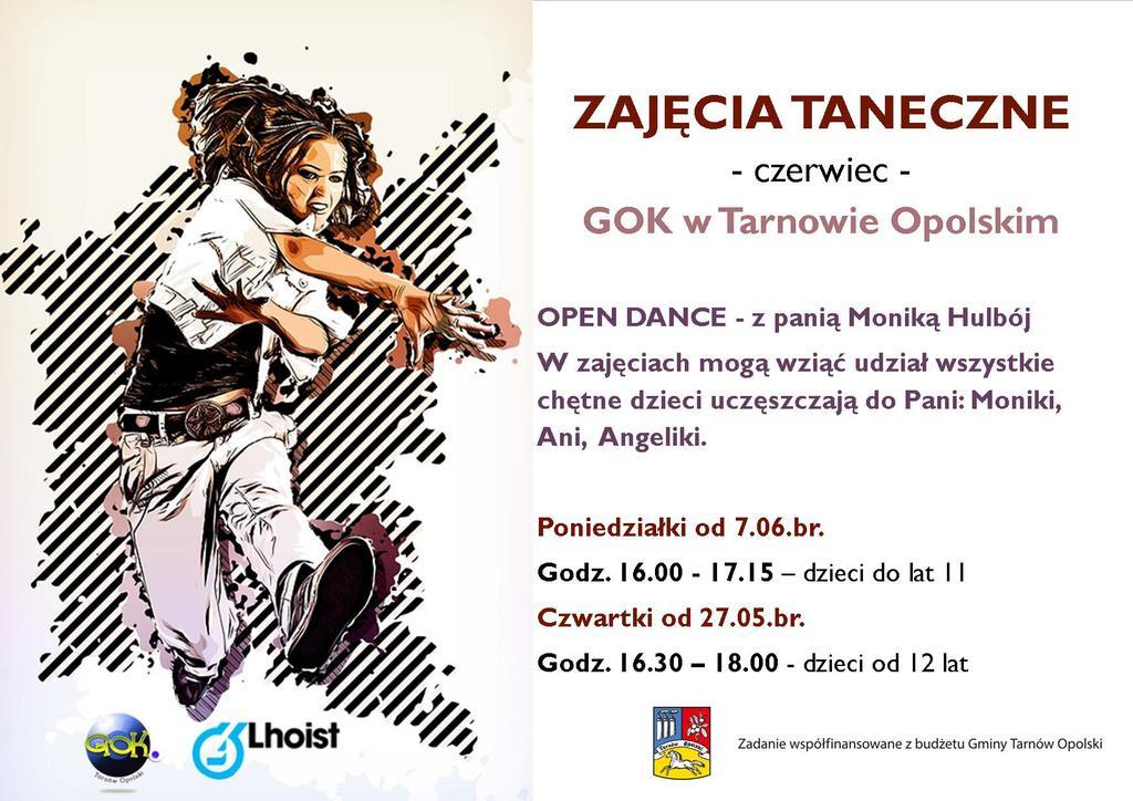 Tarnów Opolski, Zajęcia taneczne czerwiec 2021.jpeg